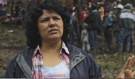 Berta Cáceres, líder indígena, asesinada en Honduras
